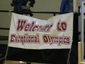 Opening Ceremonies for Stark Counties Exceptional Olympics