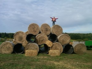 Brett Says the Bale Crawl is READY!