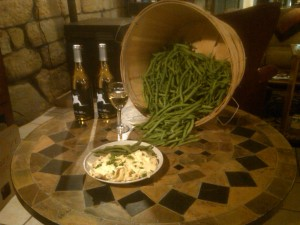 Maize Valley Vintner's dinner