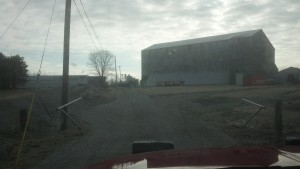 Hoopes Fertilizer Plant in Alliance Ohio