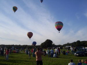 Lots of hot air!