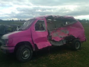"My wife is a ""Survivor"" more than I can say 4 this van!"