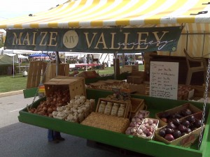 Garlic Festival at Shaker Sq.
