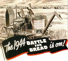 Battle for bread