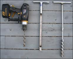 Soil sample tools